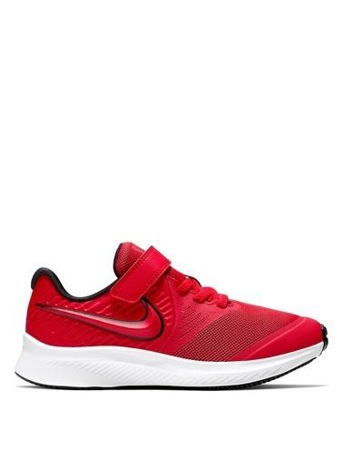 Nike Yürüyüş Ayakkabısı Kırmızı